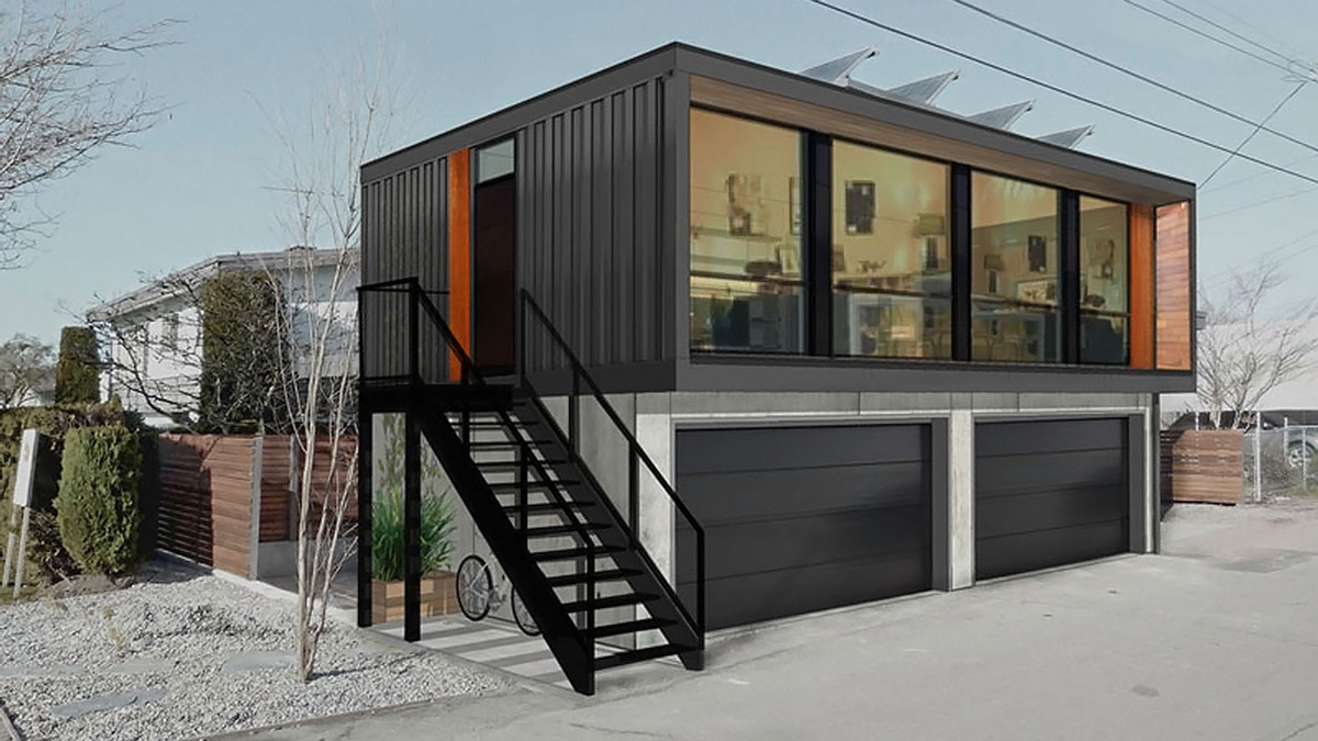 Best Kitchen Gallery: Honomobo Shipping Container Homes Dudeiwantthat of Container Homes In Florida on rachelxblog.com