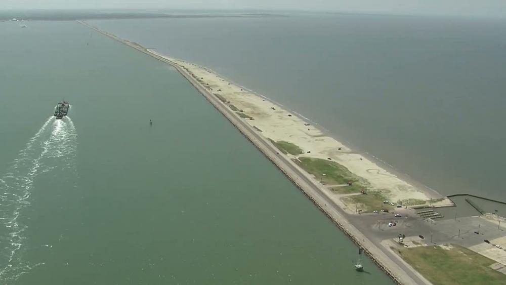 Dvids Video Galveston Jetties And Texas City Dike