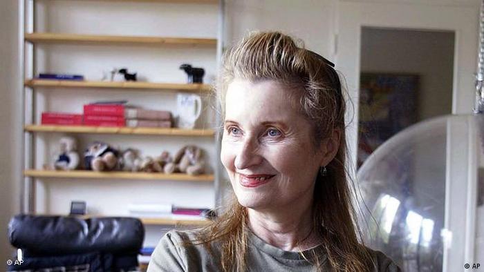 Elfriede Jelinek. (Photo: AP Photo/Rudi Blaha)
