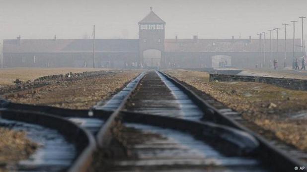 65 Jahre Befreiung Auschwitz (AP)
