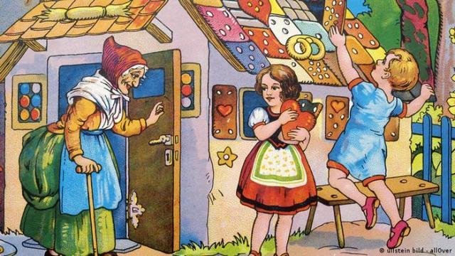 Hansel and Gretel illustration (ullstein bild - allOver)