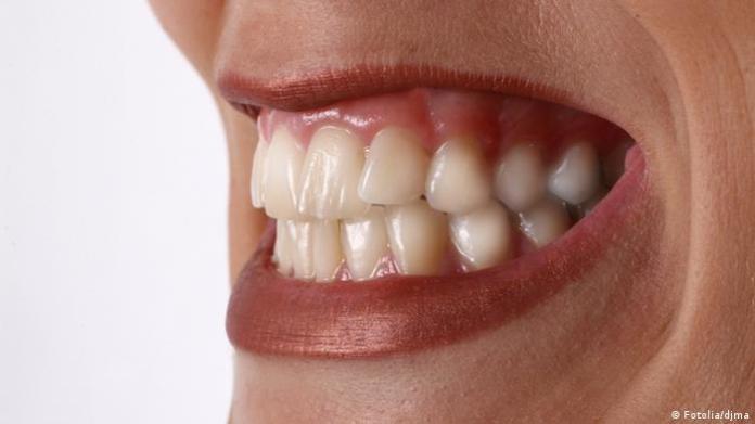 Icon image of grinding teeth