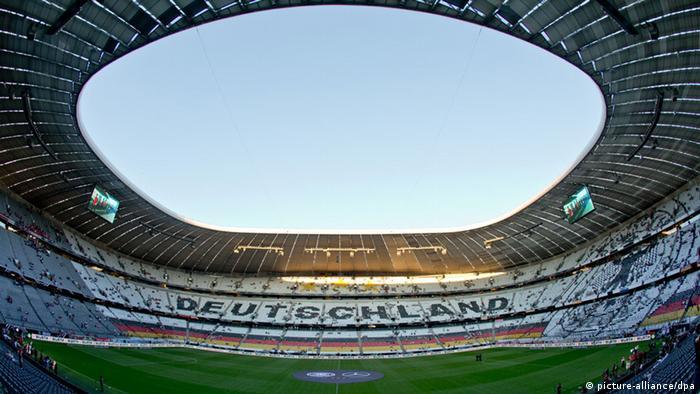 Munich — Allianz Arena