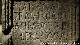 Λατινική επιγραφή / Βρετανικό Μουσείο