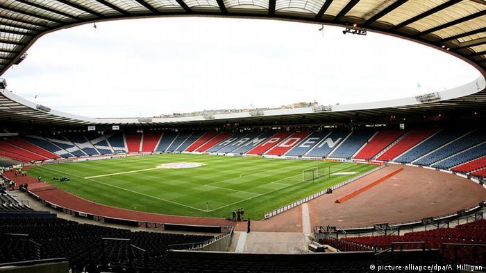 Glasgow — Hampden Park