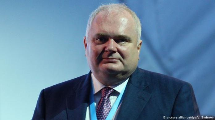 Russland Deutschland Wirtschaft Matthias Warnig von Nord Stream AG