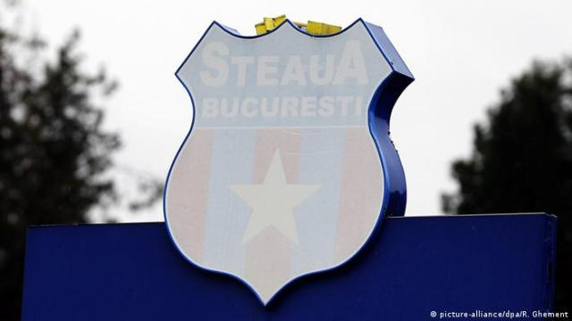 Rumänien - CS Steaua Bucharest soccer club
