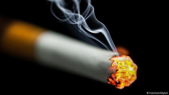 Icon image of burning cigarette