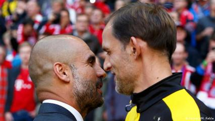 Pep Guardiola and Thomas Tuchel′s mutual respect can′t hide will to win   Sports  German football and major international sports news   DW   04.03.2016