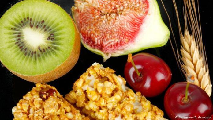 Fit and healthy breakfast (Colourbox / A. Gravante)