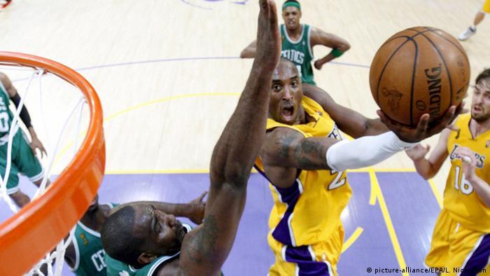 USA Los Angeles Lakers Kobe Bryant