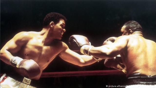 Muhammad Ali US-amerikanische Boxer Film mit Will Smith