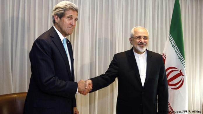 Symbol picture - Nuclear deal with Iran (Getty Images / AFP / R. Wilking)