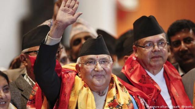 আবারো নেপালে সাংবিধানিক সংকট