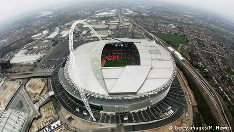 London — Wembley Stadium
