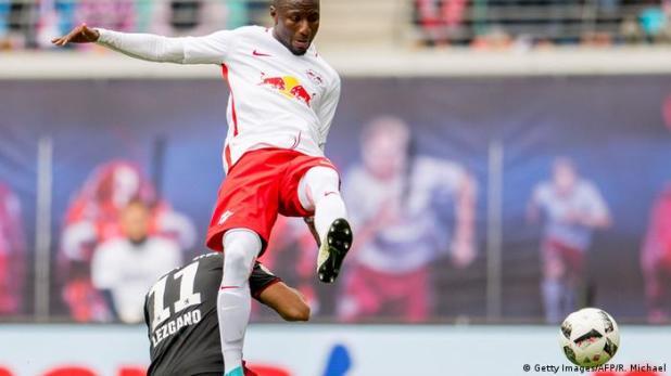 1. Bundesliga RB Leipzig v FC Ingolstadt 04 (Getty Images/AFP/R. Michael)