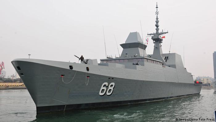 菲外长粗口驱赶中国船只