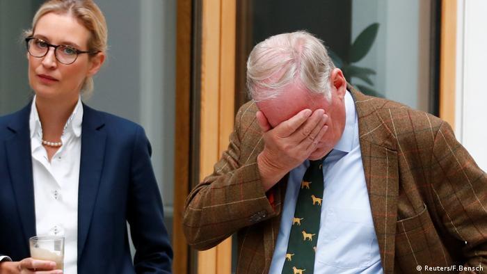 Weidel and Gauland (Reuters/F.Bensch)