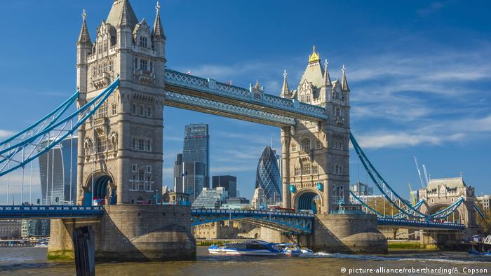 10 reasons to visit London | All media content | DW | 28.06.2019