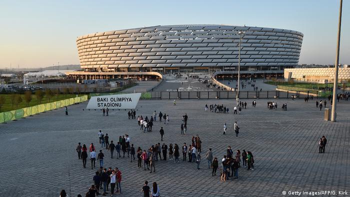 Baku — National Stadium