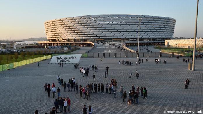 Azerbaijan Stadium of Baku