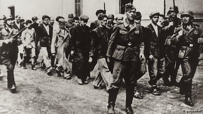 Zweiter Weltkrieg | Massaker von Kraljevo und Kragujevac 1941 (gemeinfrei)