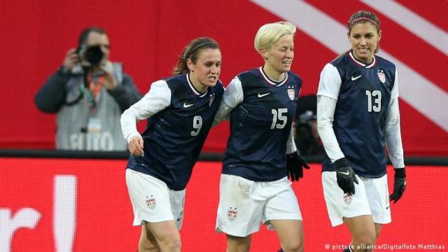 Länderspiel Deutschland gegen USA (picture alliance/Digitalfoto Matthias)