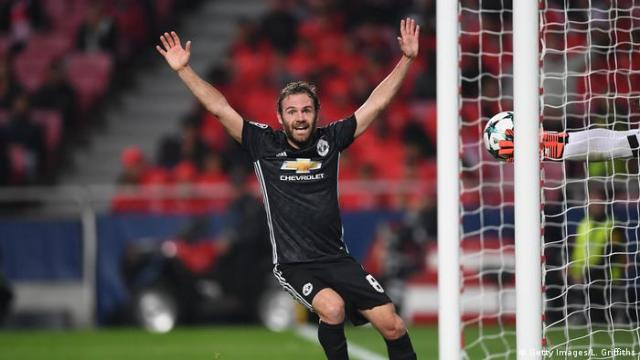 Fußball SL Benfica gegen Manchester United - UEFA Champions League (Getty Images/L. Griffiths)