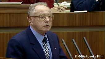 Έριχ Μίλκε, επικεφαλής της Στάζι