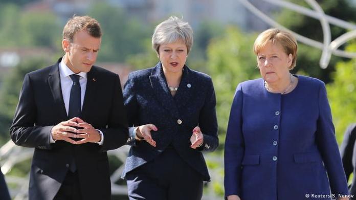Bulgaria EU-Western Balkans Summit in Sofia (Reuters / S. Nenov)