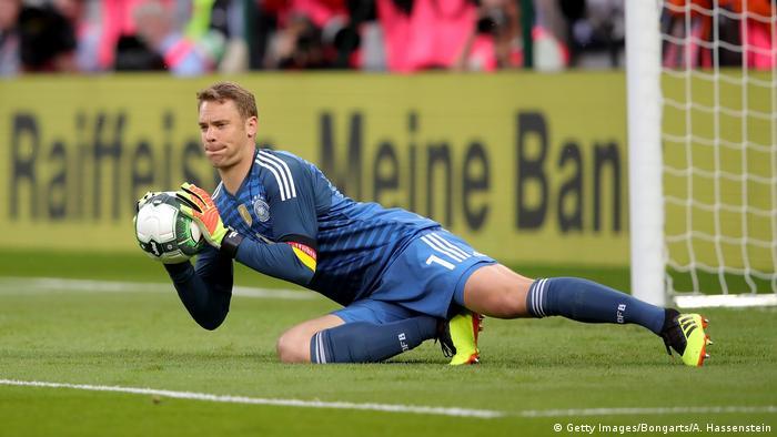 Manuel Neuer vuelve a jugar con Alemania después de lesión | Europa al día  | DW | 02.06.2018