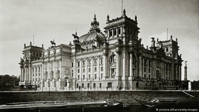 Ex-Nazi testimony sparks fresh mystery over 1933 Reichstag fire | News | DW  | 27.07.2019