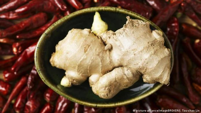 Ginger against inflammation
