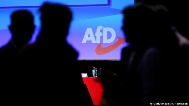 AfD traci poparcie na wschodzie Niemiec. Winne skandale