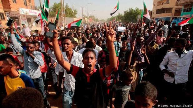 Sudan: Proteste in Khartoum (Getty Images/A. Shazly)
