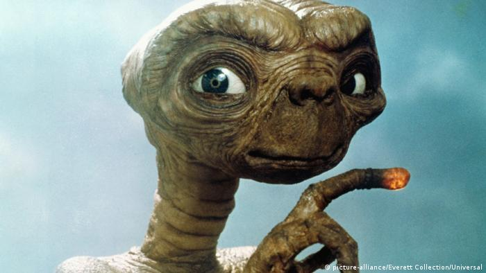 Top 10 aliens from the big screen | All media content | DW | 20.09.2019