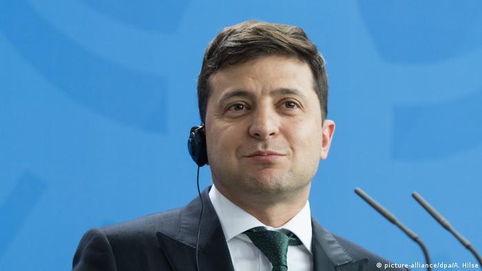 Володимир Зеленський повідомив про негативний результат тесту на коронавірус