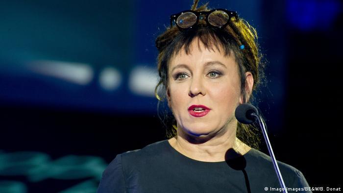 Olga Tokarczuk (Imago Images/BE&W/B. Donat)