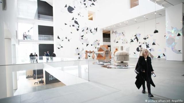 MoMA interiors (picture-alliance/J. Angelillo)