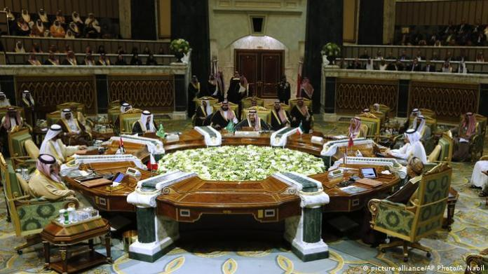 An archive photo of the Gulf Cooperation Council in Riyadh (archive 12/10/2019)
