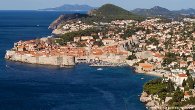 Dubrovnik, Croatia (picture-alliance/Zoonar/B. Hoyen)
