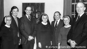 30-річний сенатор Джо Байден (третій ліворуч)