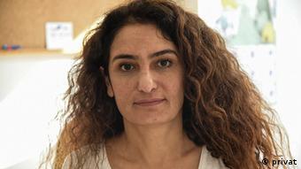 H ακτιβίστρια Μπεριβάν Κορκούτ