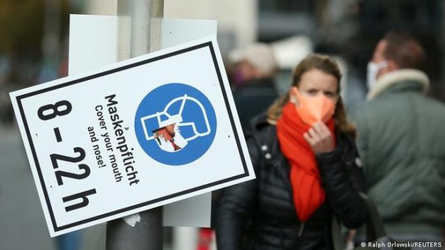 Deutschland | Coronavirus: Maskenpflicht in Frankfurt