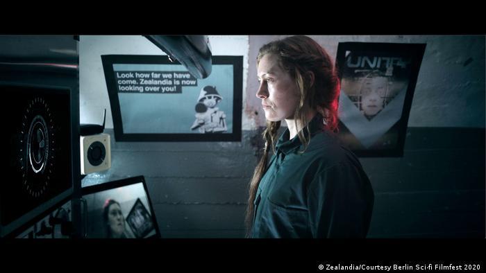 Berlin Sci-fi Filmfest — Still from Zealandia (NZ 2020)