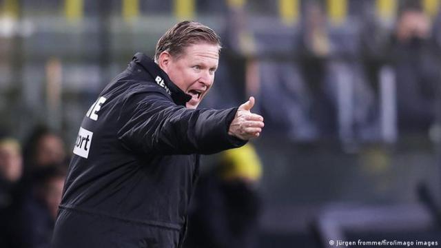 Markus Gisdol, Cologne head coach