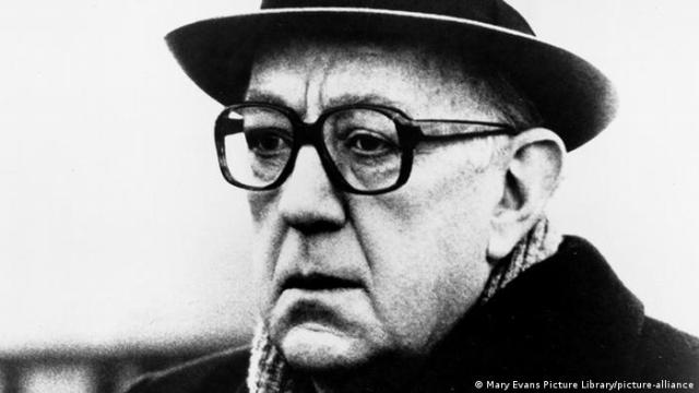 Alec Guinness in the title role of Tinker Tailor Solider Spy basedon the novel by John le Carre
