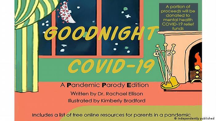 Buchcover von Goodnight COVID-19