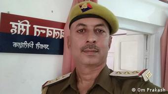 Om Prakash, actor in the web series Ashram