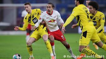 Deutschland Bundesliga RB Leipzig - Borussia Dortmund